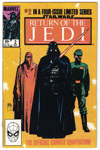 Key Storyline cover 2 for DARTH VADER