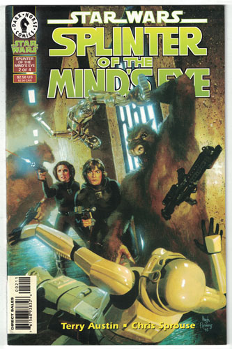 STAR WARS: SPLINTER OF THE MIND'S EYE#2