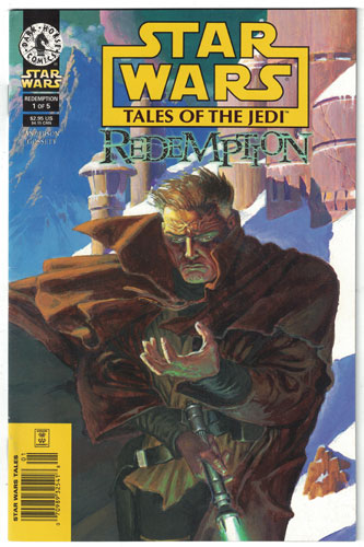 STAR WARS: TALES OF THE JEDI--REDEMPTION#1