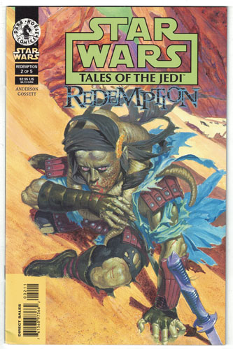 STAR WARS: TALES OF THE JEDI--REDEMPTION#2