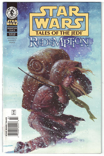 STAR WARS: TALES OF THE JEDI--REDEMPTION#3