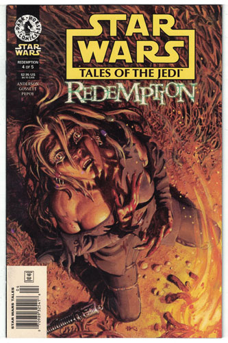 STAR WARS: TALES OF THE JEDI--REDEMPTION#4