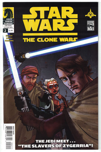 STAR WARS: THE CLONE WARS#2