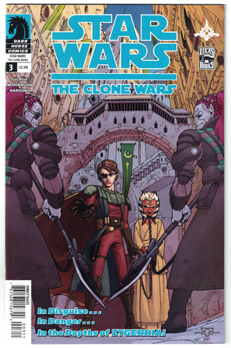 STAR WARS: THE CLONE WARS#3