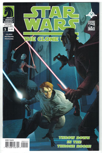 STAR WARS: THE CLONE WARS#5