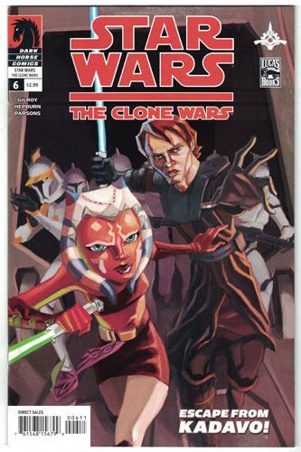 STAR WARS: THE CLONE WARS#6