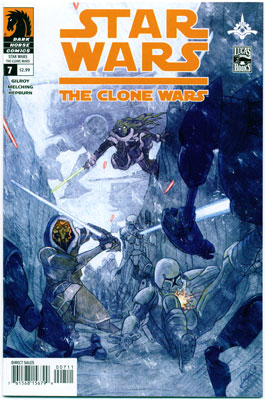 STAR WARS: THE CLONE WARS#7