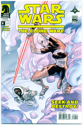 STAR WARS: THE CLONE WARS#8