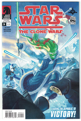 STAR WARS: THE CLONE WARS#9