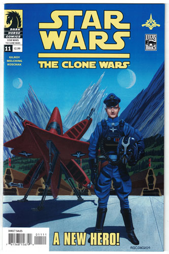 STAR WARS: THE CLONE WARS#11
