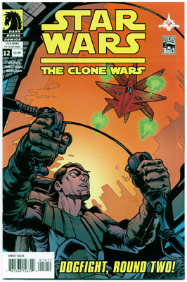 STAR WARS: THE CLONE WARS#12