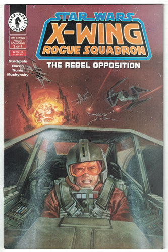STAR WARS: X-WING ROGUE SQUADRON#3