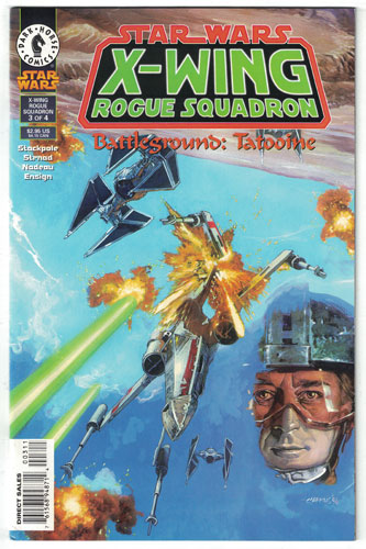 STAR WARS: X-WING ROGUE SQUADRON#11