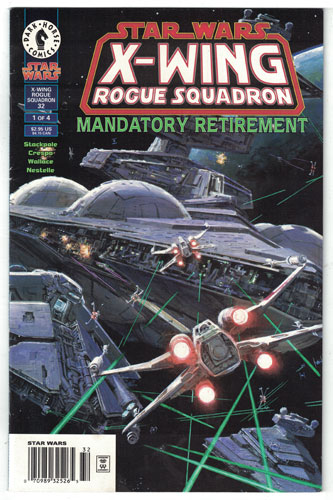 STAR WARS: X-WING ROGUE SQUADRON#32