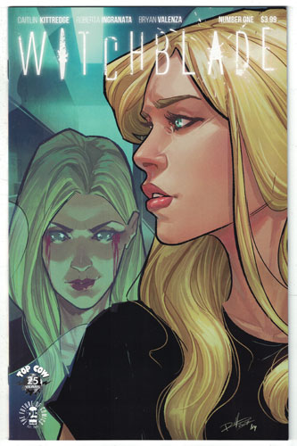 WITCHBLADE#1