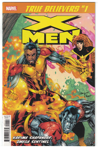 X-MEN UNLIMITED#27