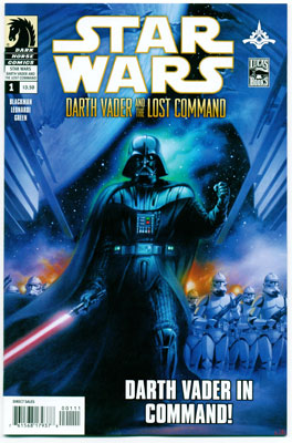 STAR WARS: DARTH VADER AND THE LOST COMMAND#1