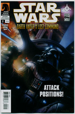 STAR WARS: DARTH VADER AND THE LOST COMMAND#2