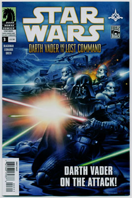 STAR WARS: DARTH VADER AND THE LOST COMMAND#3