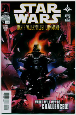 STAR WARS: DARTH VADER AND THE LOST COMMAND#5