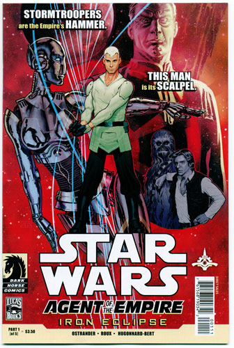 STAR WARS: AGENT OF THE EMPIRE--IRON ECLIPSE#1