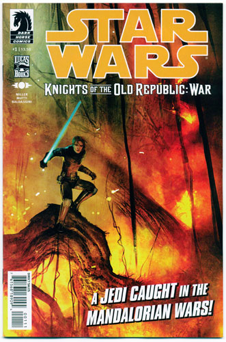 STAR WARS: KNIGHTS OF THE OLD REPUBLIC--WAR#1