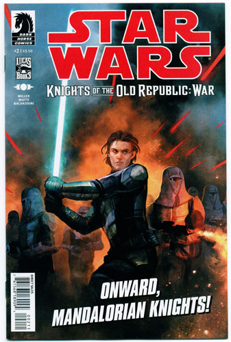 STAR WARS: KNIGHTS OF THE OLD REPUBLIC--WAR#2