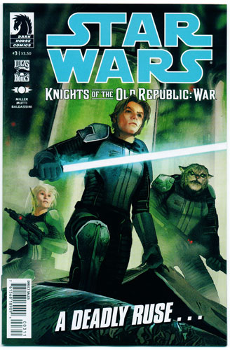 STAR WARS: KNIGHTS OF THE OLD REPUBLIC--WAR#3