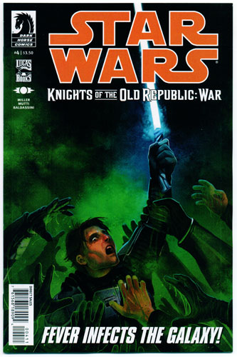 STAR WARS: KNIGHTS OF THE OLD REPUBLIC--WAR#4