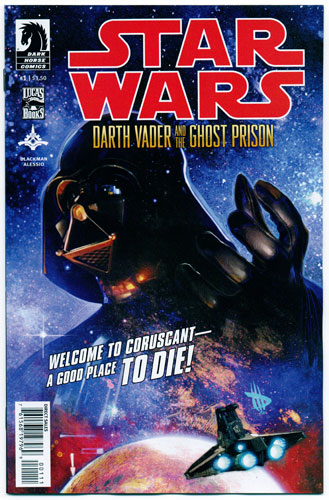 Key Storyline cover 3 for DARTH VADER