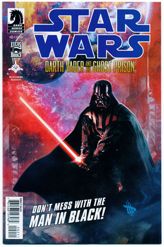 STAR WARS: DARTH VADER AND THE GHOST PRISON#2