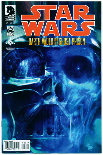 STAR WARS: DARTH VADER AND THE GHOST PRISON#3