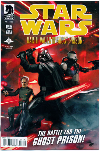 STAR WARS: DARTH VADER AND THE GHOST PRISON#4