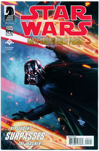 STAR WARS: DARTH VADER AND THE GHOST PRISON#5