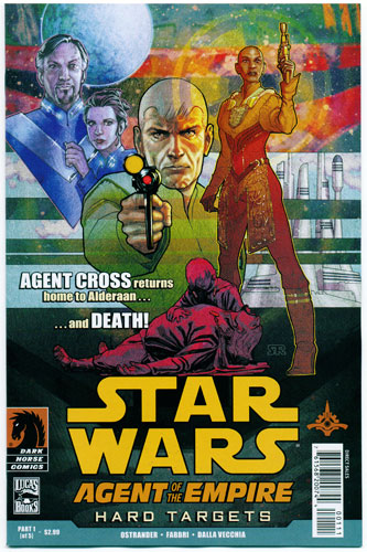 STAR WARS: AGENT OF THE EMPIRE--HARD TARGETS#1