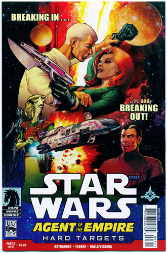 STAR WARS: AGENT OF THE EMPIRE--HARD TARGETS#3