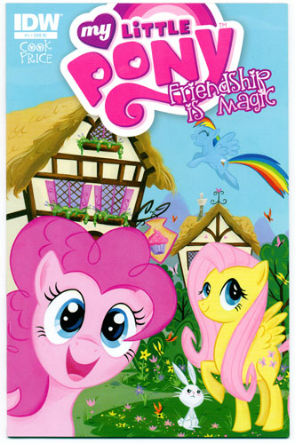 MY LITTLE PONY: FRIENDSHIP IS MAGIC#1