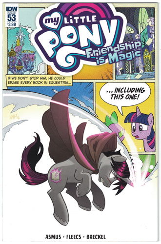 MY LITTLE PONY: FRIENDSHIP IS MAGIC#53