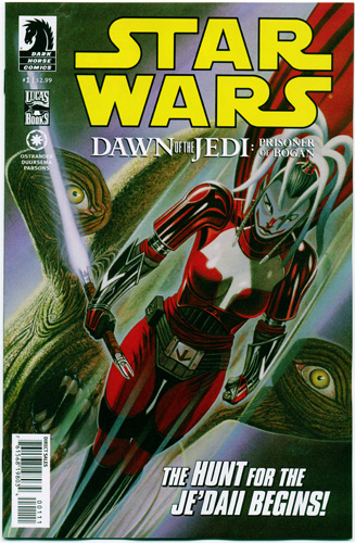STAR WARS: DAWN OF THE JEDI--PRISONER OF BOGAN#1
