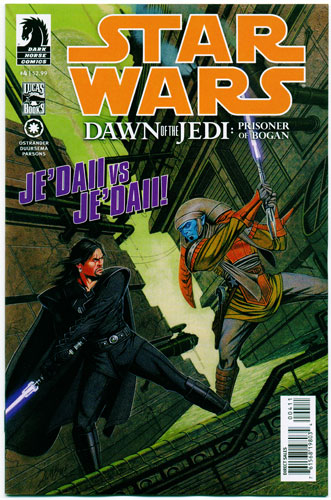 STAR WARS: DAWN OF THE JEDI--PRISONER OF BOGAN#4