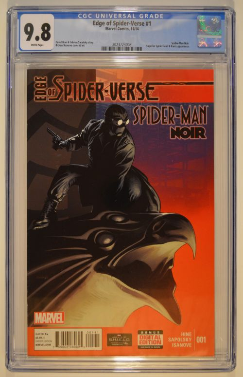 EDGE OF SPIDER-VERSE#1