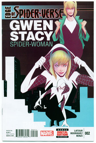 EDGE OF SPIDER-VERSE#2