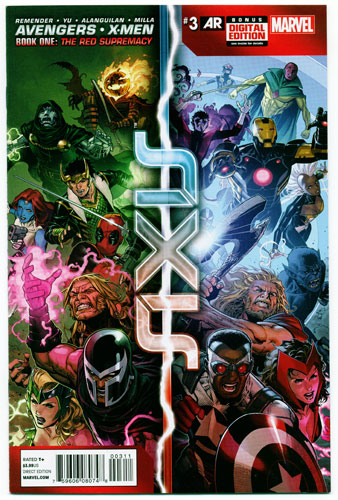 AVENGERS AND X-MEN: AXIS#3