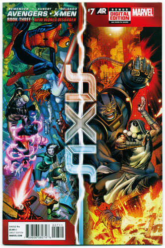 AVENGERS AND X-MEN: AXIS#7