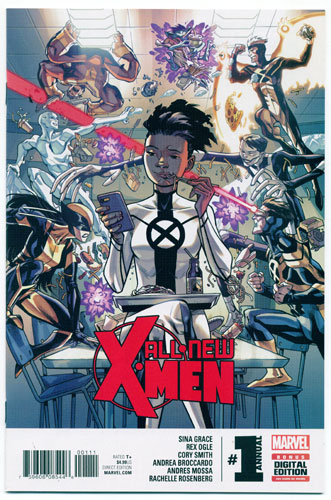 ALL-NEW X-MEN ANNUAL#1