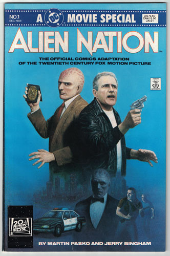 ALIEN NATION#1
