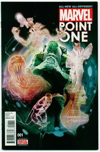 ALL-NEW, ALL-DIFFERENT MARVEL POINT ONE#1