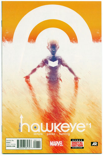 ALL-NEW HAWKEYE#1