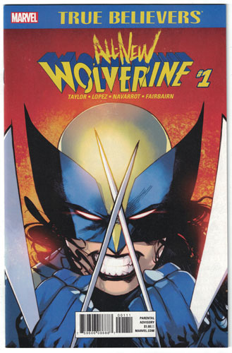 ALL-NEW WOLVERINE#1