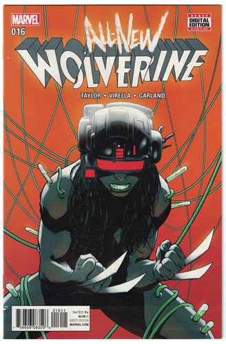 ALL-NEW WOLVERINE#16